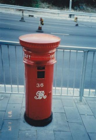 George VI Postbox No. 36