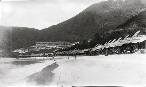 Repulse Bay Matsheds