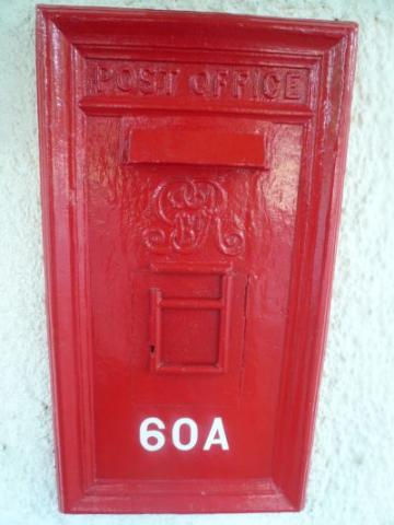 George VI Postbox No. 60A