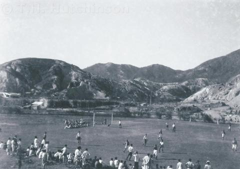 Army Sports Ground, Mongkok (1) 1937 - photo by Tom Hutchinson