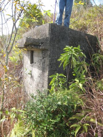 Luk Keng pillboxes - PB06
