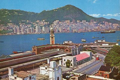 1960s TST Clock Tower