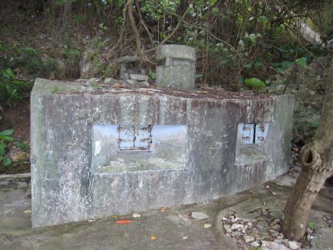 Pillbox 030, Turtle Cove