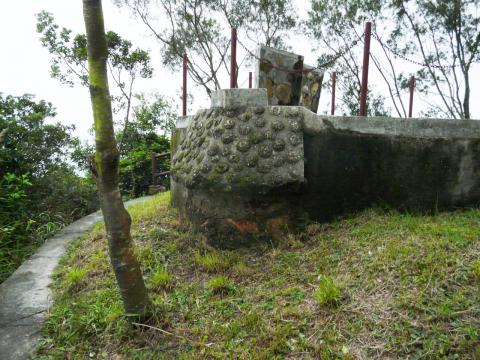 Pillbox / observation point at High West