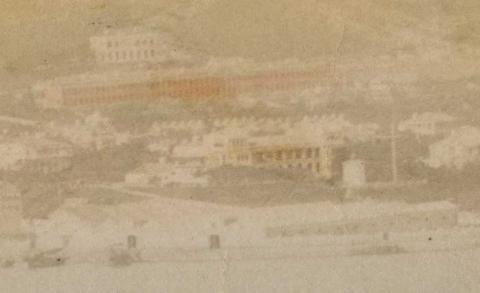 Victoria Harbour and Kowloon 1896-97 (Zoom-in)
