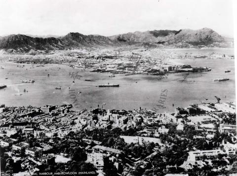 View of the City c.1935