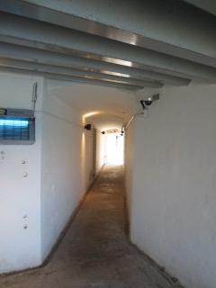 Corridor Inside Lei Yue Mun Pass Battery