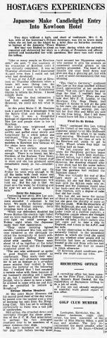 1941 Peace Mission-part one