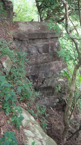 Buttress at Quarry Gap Terrace