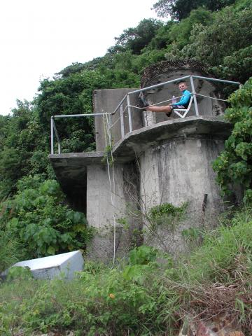 Pillbox, Tung Ah Pui, Shek O