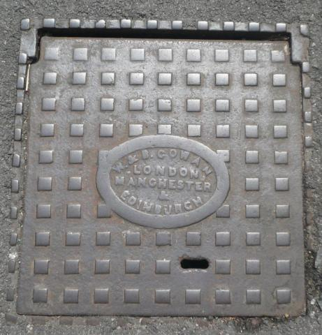 W & B Cowan Inspection Cover