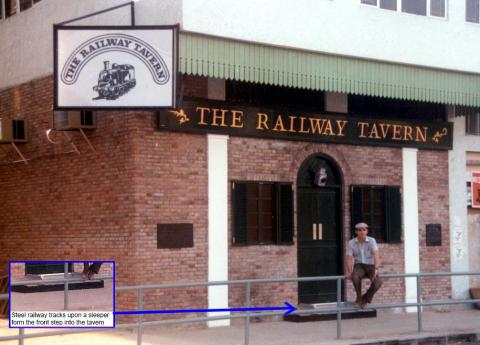 The Railway Tavern, Tai Wai - Exterior