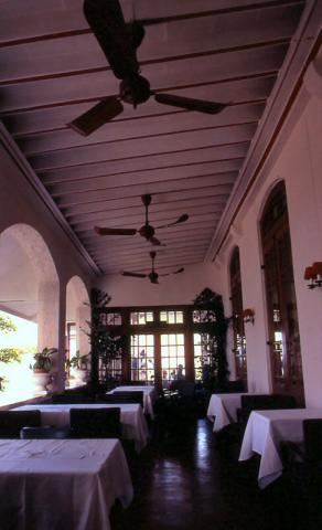 1982 - Repulse Bay Hotel Verandah