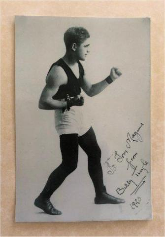 1920 - W.E. 'Billy' Tingle - Challenger for Flyweight Champion of Australia.jpg