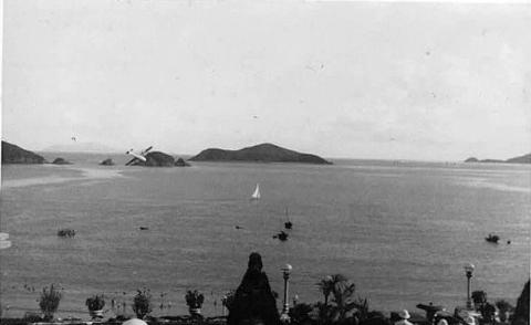 1920s Flying at Repulse Bay