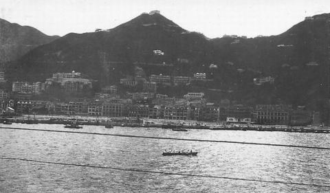 1920s Wanchai (Praya East) Reclamation
