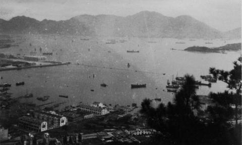 1930s Sham Shui Po from Tai Po Road
