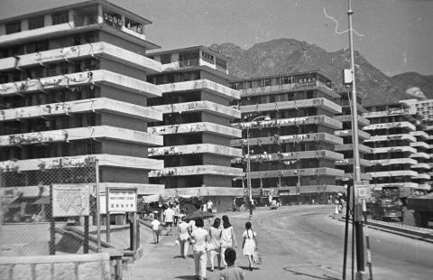 1960s Wong Tai Sin Resettlement Estate (Lower)