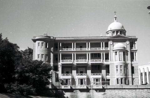 French Mission building