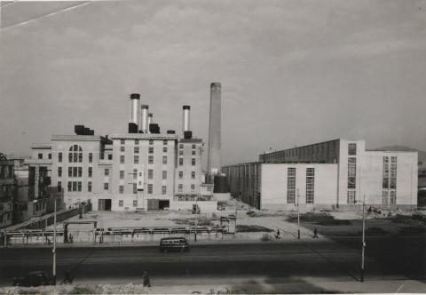 North Point Power Stations A & B