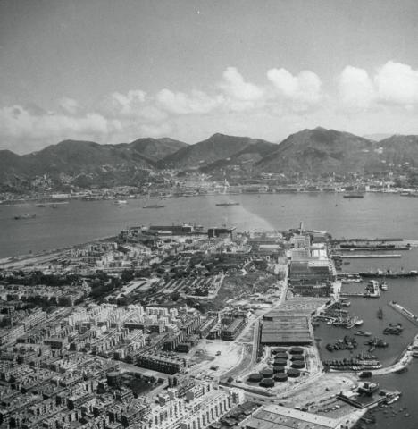 1948 Kowloon Peninsula