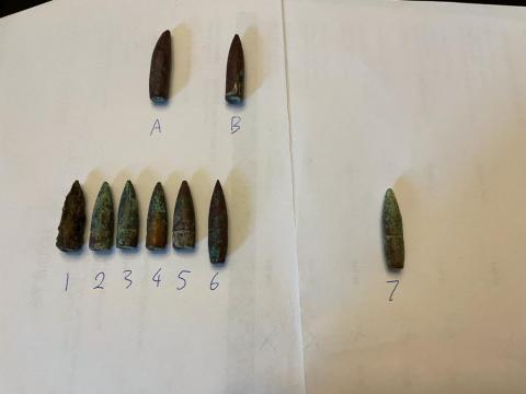 Mystery bullet comparison