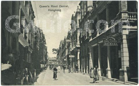 Queen's Road Central