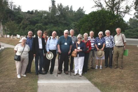 Stanley Camp reunion, December 2015