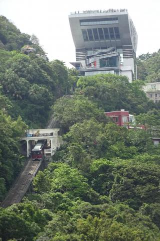 Peak Tram and Tower