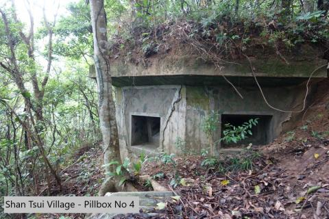 Shau Tau Battery - Pillbox 4