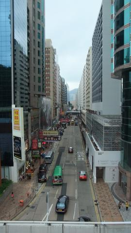 Canton Road looking south (2011)
