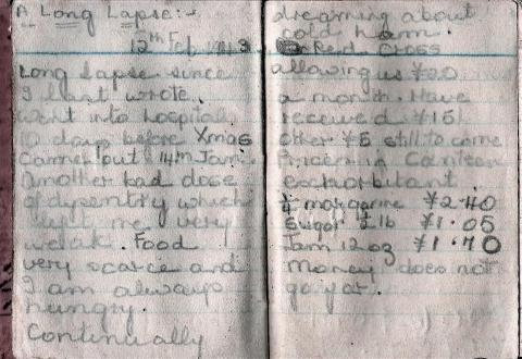 Diary - pages 13-14.JPG