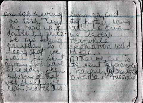 Diary - pages 21-22.JPG