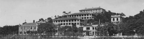1930s Buildings on Eastern Hospital Road