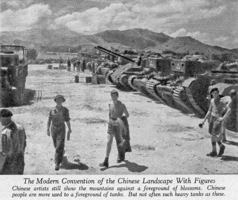 Military-in-the-New-Territories-October 1949