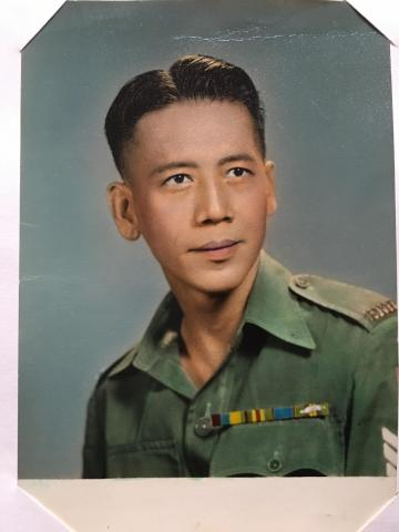 1955, Charlie Leung Chung-Yee, King George VI bravery commendation