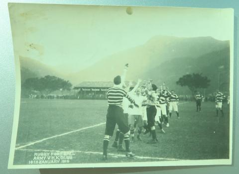 1914 rugby