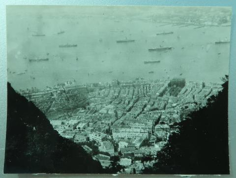 1920s View over Sheung Wan