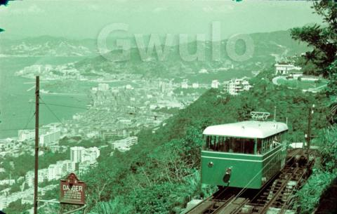 """""""A37 Cable tram HK"""""""
