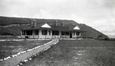 Caretakers House Pinewood Battery 1920s
