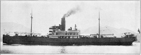 """River Steamer """"Wenchow"""