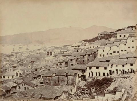 Tai Ping Shan District, mid 1890s