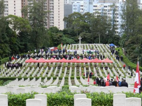 W. Canadian remembrance service.jpg
