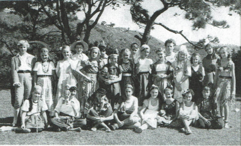 Wendy Jenkins' Party 1953