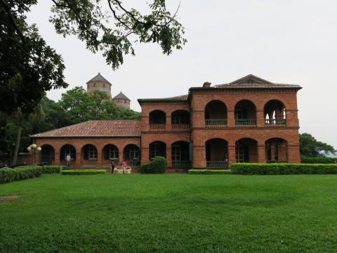 Consul's residence, Tamsui