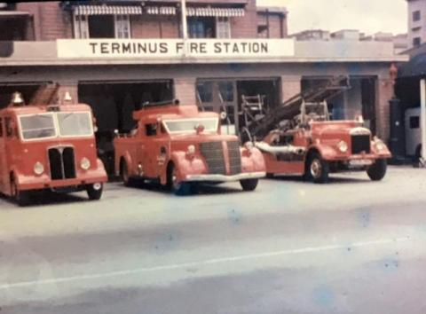 Terminus Fire Station