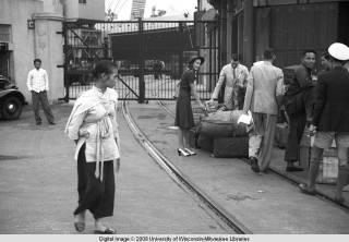 Hong Kong, American evacuees during World War II
