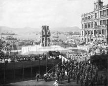 1923 Unveiling the Cenotaph