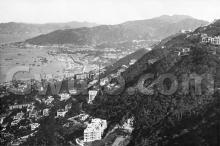 c.1924 Looking east from the Peak