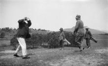 1923 Hong Kong Golf in Fanling